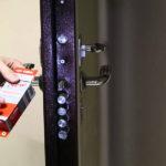 Перекодировка замка Cisa, дополнительно оплачен комплект ключей