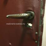 Заменить устройства в железном полотне