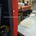 Замена замка железной двери